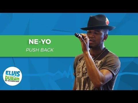 "Ne-Yo - ""Push Back"" | Elvis Duran Live"