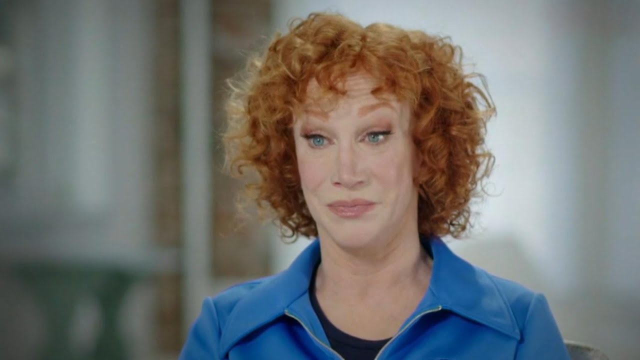 Comedian Kathy Griffin has surgery for lung cancer, but says she ...