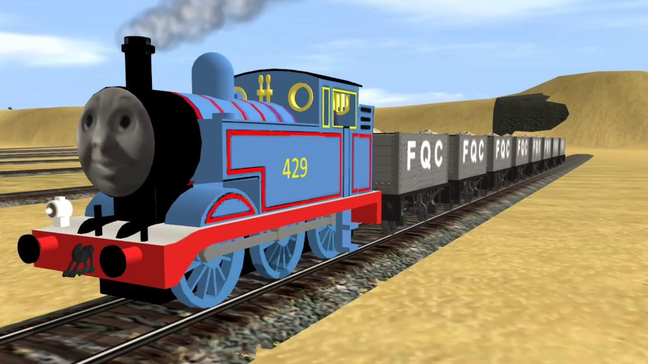 Thomas the Trainz Engine: Break my Stride Club Version V2 by  ThomasTankEngine76