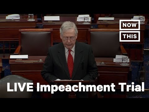 Impeachment: President Trump Heads To Trial At The U.S. Senate | LIVE | NowThis