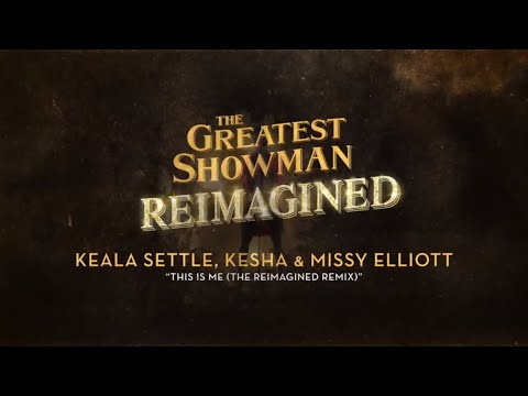 Keala Settle, Kesha & Missy Elliott - This Is Me (The Reimagined Remix) [Official Lyric Video] video screenshot