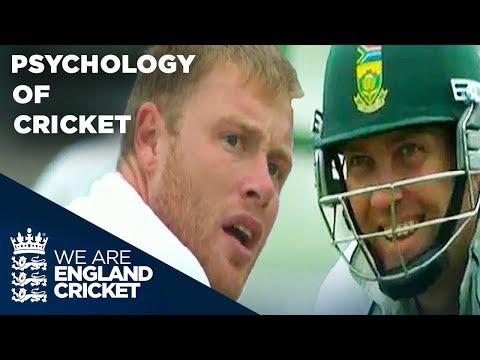 Psychology of Cricket: Flintoff v Kallis - Edgbaston 2008