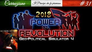 Geopolitical Simulator 4 P&R 2018 Italia Borgia: #31