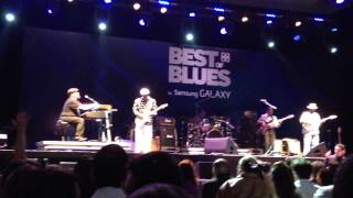 Buddy Guy - Meet Me In Chicago - Best of Blues - 09/05/2014 - WTC Golden Hall - São Paulo