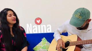 Naina | Khoobsurat And Dangal Mashup | Ft. Mishel D'sa
