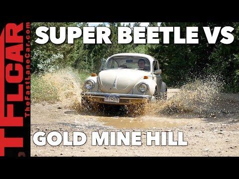 We Take a VW Bug Off-Road In The Colorado Rockies - Super Beetle Diaries Ep. 3