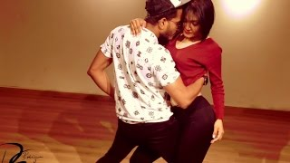 Cornel and Rithika | Bachata Sensual |  Justin Bieber | Let Me Love You | Bachata Mix by DJ Kairui