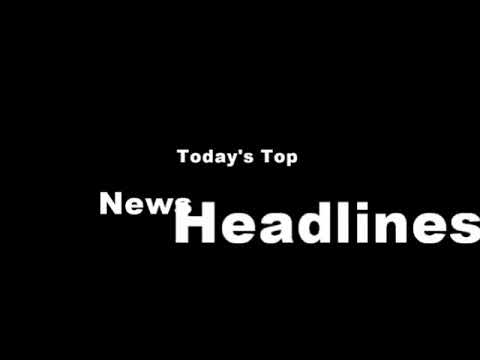 Kashmir Crown Presents Top Headlines Of The Day With Ashiq Mir
