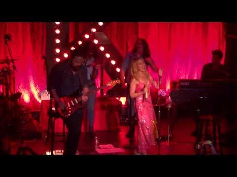 Kylie Minogue - &39;New York City&39; debut - Bowery Ballroom - NYC - 62518