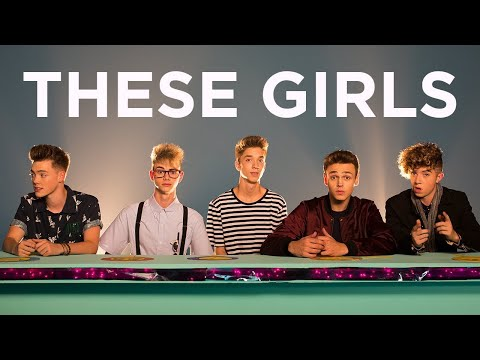 Thumbnail: These Girls - Why Don't We [Official Music Video]