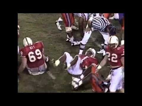 1996 Fiesta Bowl - #1 Nebraska vs. #2 Florida Highlights