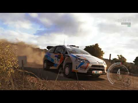 Dirt Rally - Testing/ Setup Process & 18th time Overall(@19: