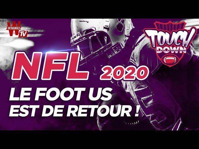 🏈 NFL 2020 : preview, pronostics et diffusion TV, on vous dit tout 🔥 (football américain)