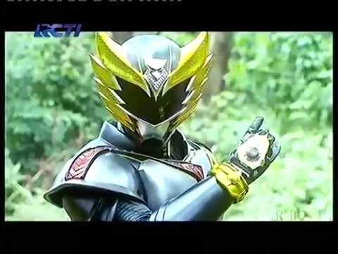 Bima Satria Garuda & Azazel - The best battle in the whole episode - Eps 25