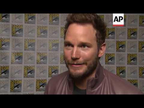 Chris Pratt on 'Guardians of the Galaxy' ride replacing Disneyland's Tower of Terror