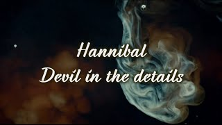 Hannibal & Will - Devil in the Details [+ RUS SUB]