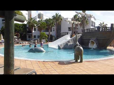 Hotel H10 Rubicon Palace In Playa Blanca, Lanzarote, Spain - 17 September 2017 - 1 October 2017