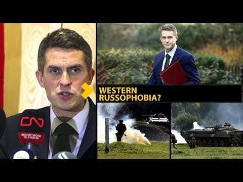 Western Russophobia?