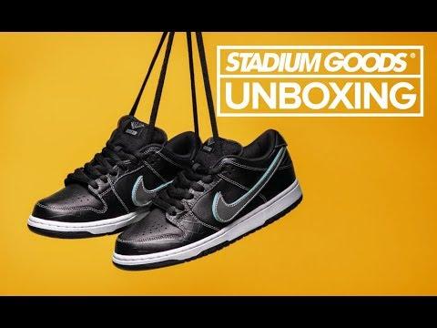 7ded73be5b5a Diamond Nike SB Dunk Low