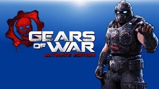 Gears Of War: Ultimate Edition Ep. 3 (Berserker Attacks!!!) Co-op!