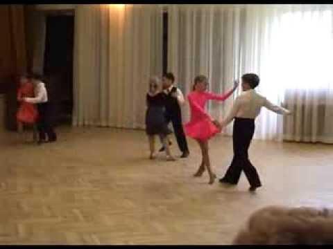 Kids Ballroom And Latin Dance Lesson