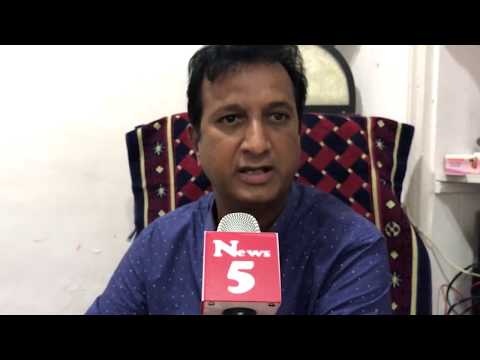 Imran Khedawala Independent Councillor of Jamalpur contesting  in Assembly Election