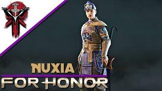 For Honor - Nuxia - Erster Einblick - Gameplay Guide Deutsch