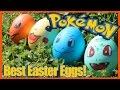 Best Pokemon Easter Eggs Ever!