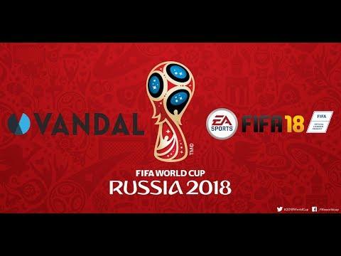 Gameplay FIFA Copa Del Mundo 2018 En Xbox One X (DIRECTO) Español