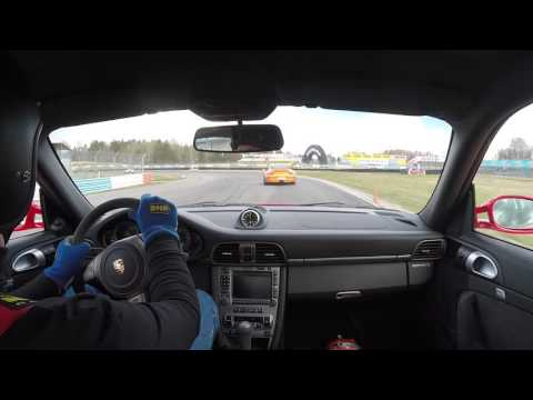 Mantorp Park PCS 20160424 Porsche 997 GT3 CS