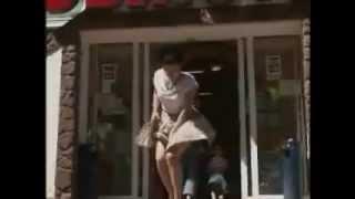 Repeat youtube video Sexy Upskirt Prank (No Panties)