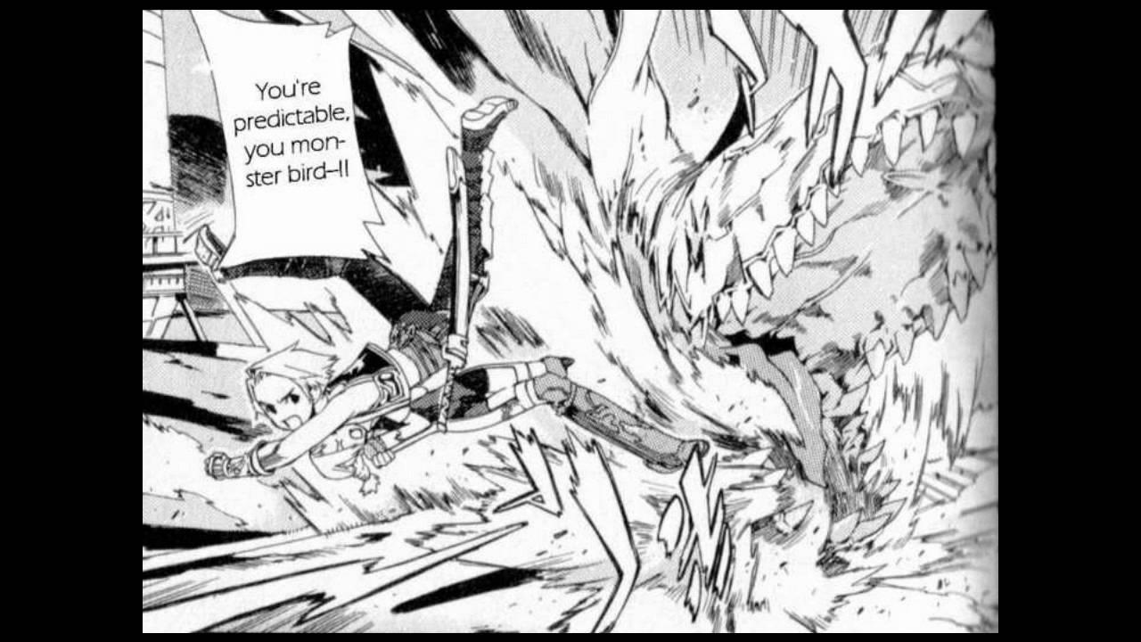manga final fantasy