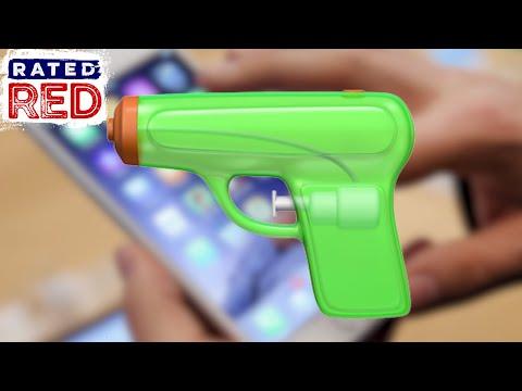 What Happened to the Gun Emoji?!