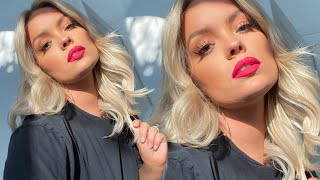 HOW TO EASY SPRING GLAM MAKEUP TUTORIAL