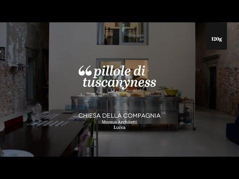 Pills of tuscanyness — Chiesa della Compagnia (Momus Architetti)