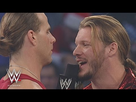 WWE Network: The moment Shawn Michaels and Chris Jericho knew they were onto something