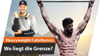 Reaktion auf HEAVYWEIGHT Calisthenics Athleten   Andiletics