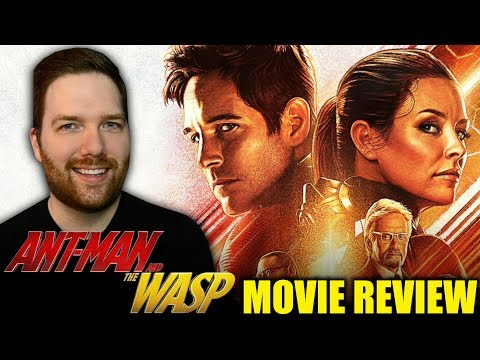 Ant-Man and the Wasp - Movie Review