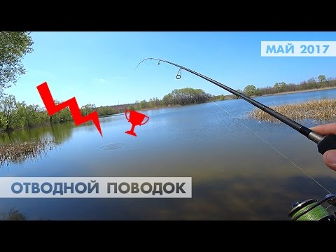 техника ловли судака весной