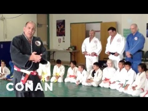 Fan Correction: That's Not A Judo Tiger Roll – CONAN on TBS