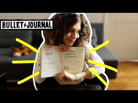 LOUTIL QUI CHANGE LA VIE (mon bullet journal)   solangeteparle