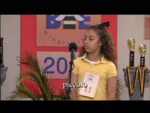 Mississippi Spelling Bee   MPB