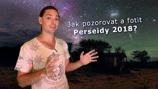 Minutky z vesmíru (2): Letní meteorický roj