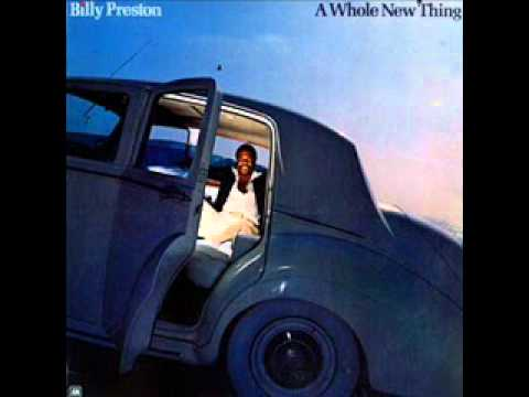 Billy Preston - Whole New Thing