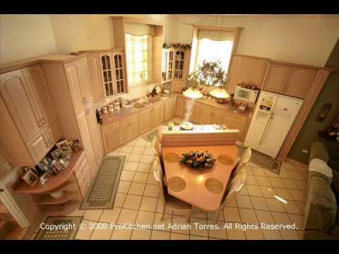 Gabinetes de cocina en pr youtube for Disenos de gabinetes de cocina
