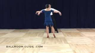 PreBronze Cha Cha: Time Steps