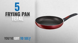 Top 10 Frying Pan Tefal 2018 Tefal Simply Chef Non-stick Fry Pan 24cm Rio Red