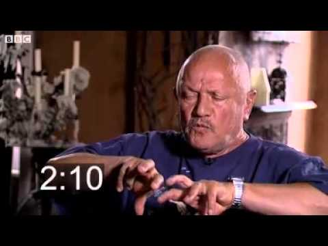 Five Minutes With: Steven Berkoff