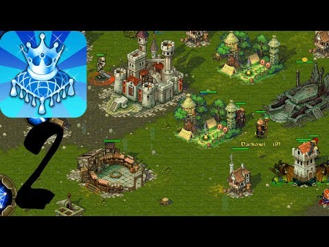 Majesty: Northern Expansion -  walkthrough part 2 android HD 1080