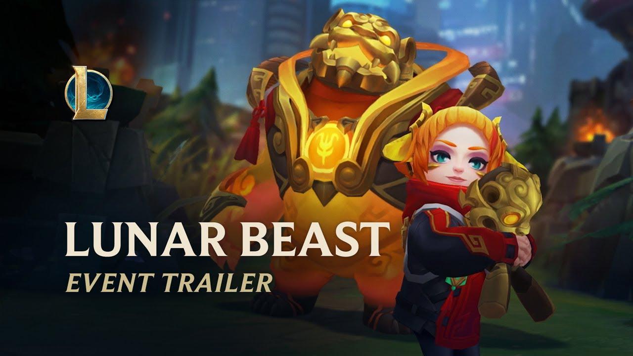 Lunar Beast 2021 | Official Event Trailer - League of Legends